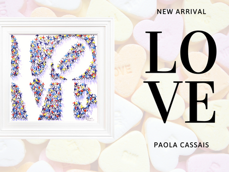New stock arriving LOVE is in the air!