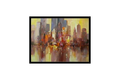 Wilfred Lang City Glow II