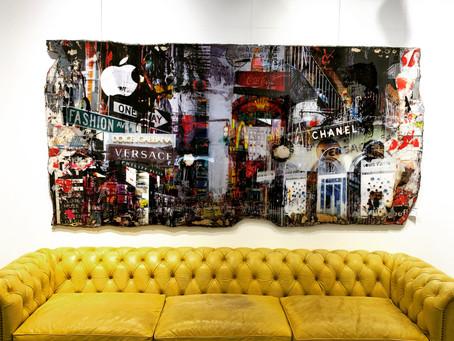 Bram Reijnders new Collection at Art Lounge International.