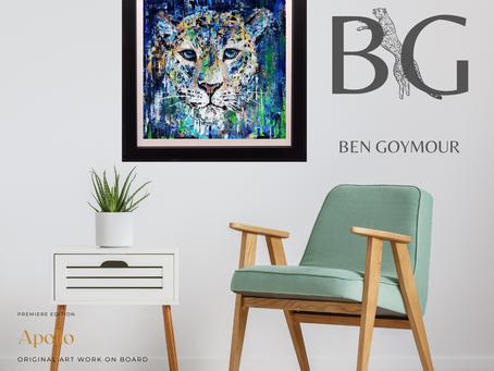 "Ben Goymour's ""Apollo"" making an appearance."