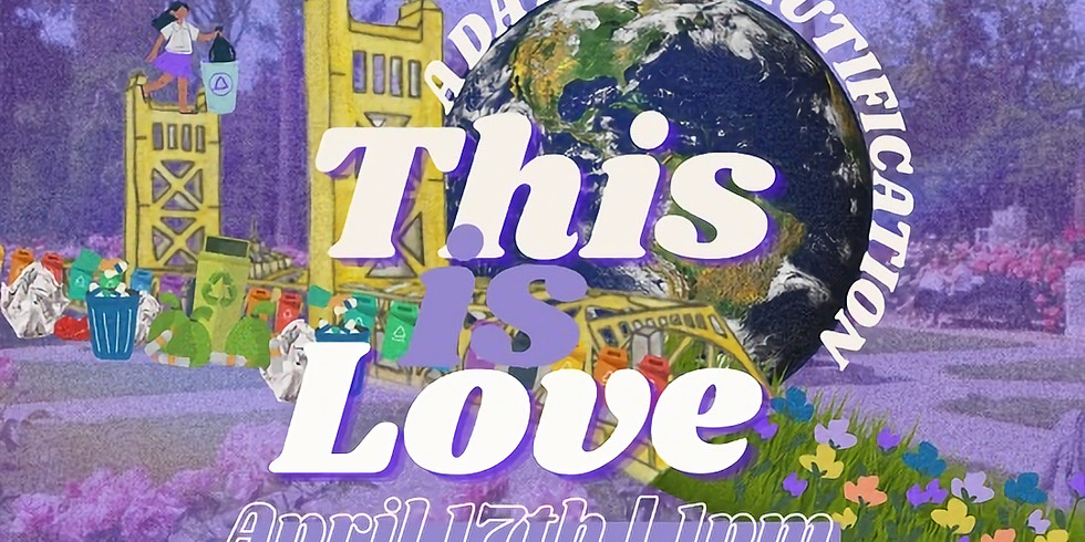 This Is Love : A Day of Beautificationn