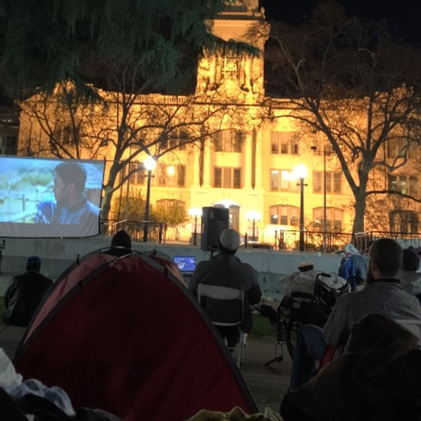 Movie in the Park -