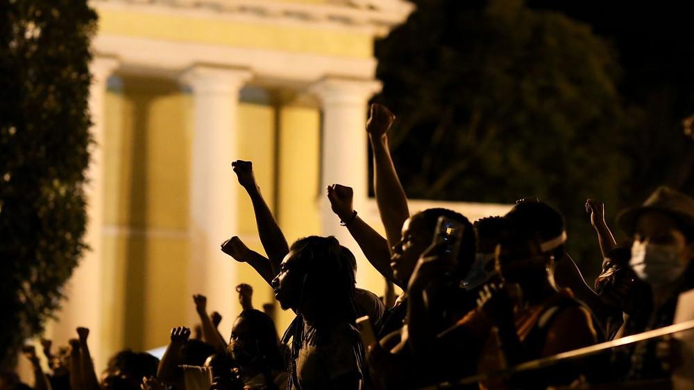 George Floyd protestas Estados Unidos racismo brutalidad policial