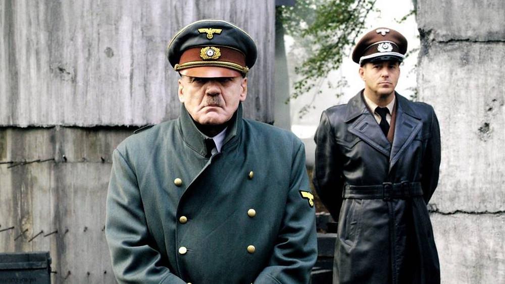 Bruno Ganz El hundimiento Oliver Hirschbiegel película 2004