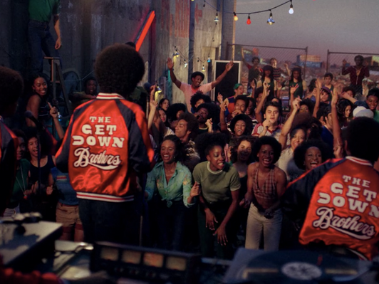 Funk it up! (The Get Down, 2016)