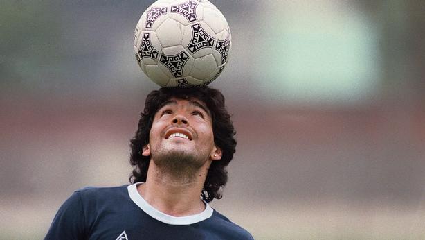 Maradona (no es una persona cualquiera)