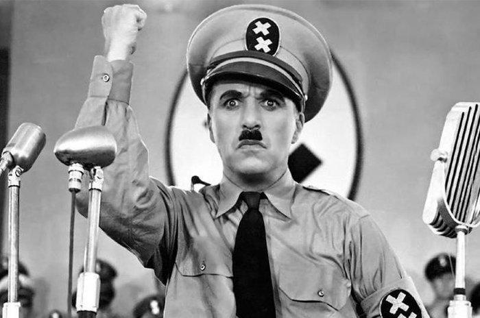 El gran dictador Charles Chaplin película 1940