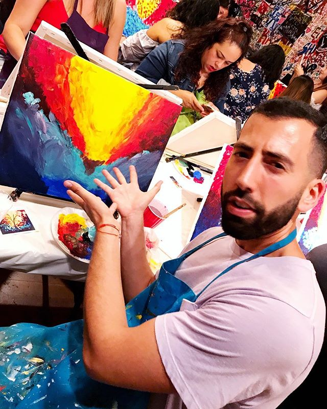 Everyone can be an artist if the just ge