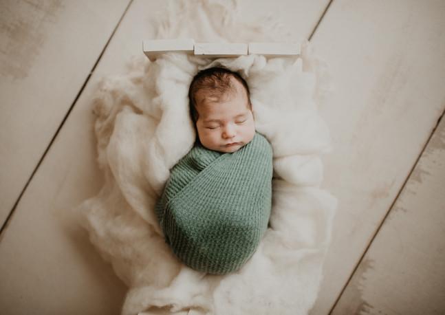 Mechanicsville Newborn Photographer