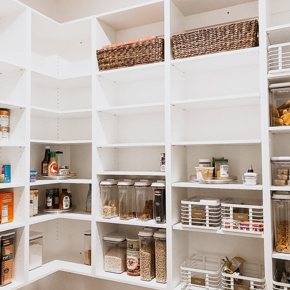 Pantry & Cupboards