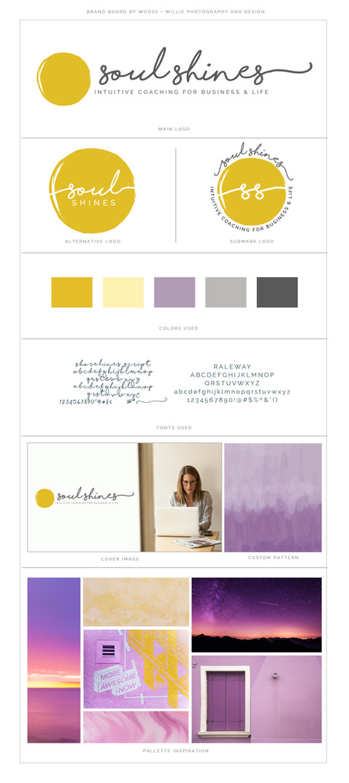 Soul Shines Brand Board