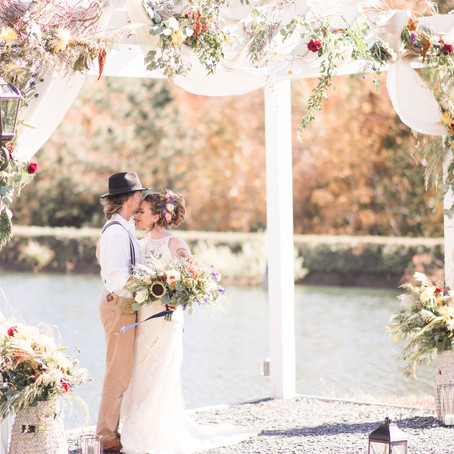 Boho Wedding | Bohemian Bride