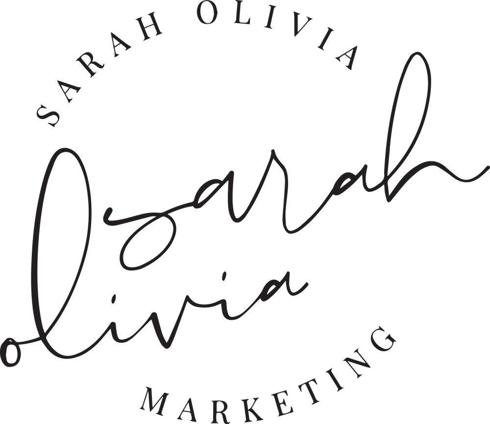 sarah olivia marketing