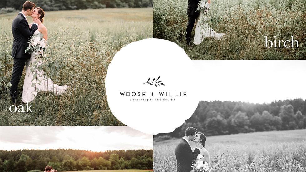 Woose Presets for Adobe Lightroom CC