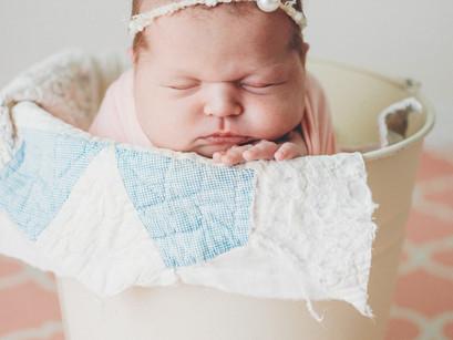 Newborn Baby Girl | Kate