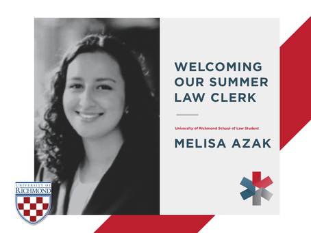 Rawls Law Group Welcomes Summer Law Clerk for 2021