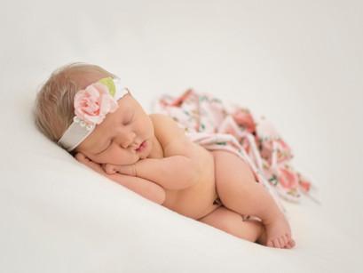 Newborn Girl Photography | Brooklyn
