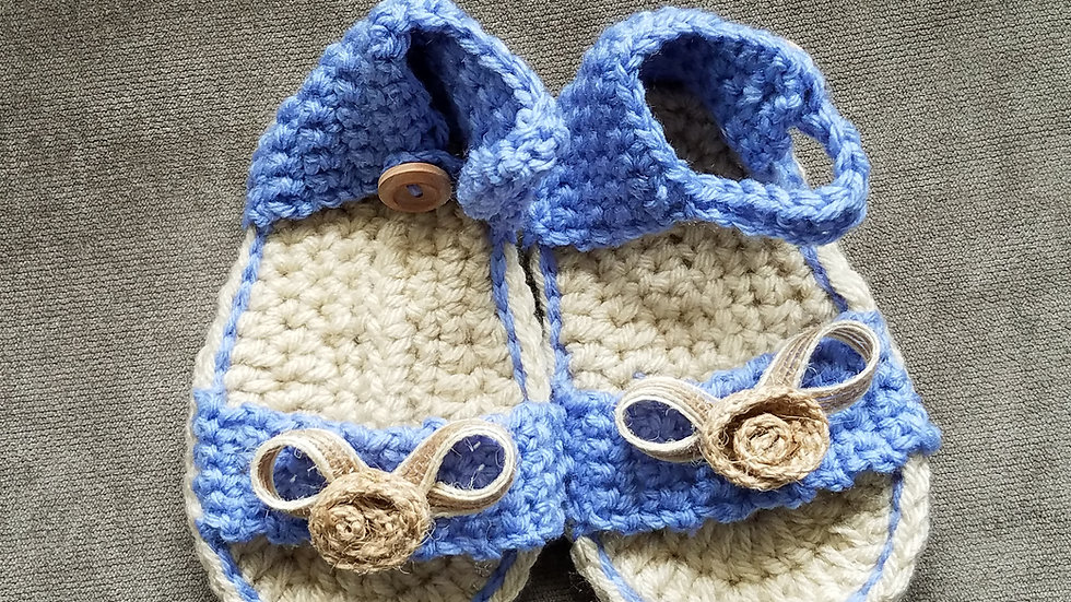 Soft Espadrille Sandals