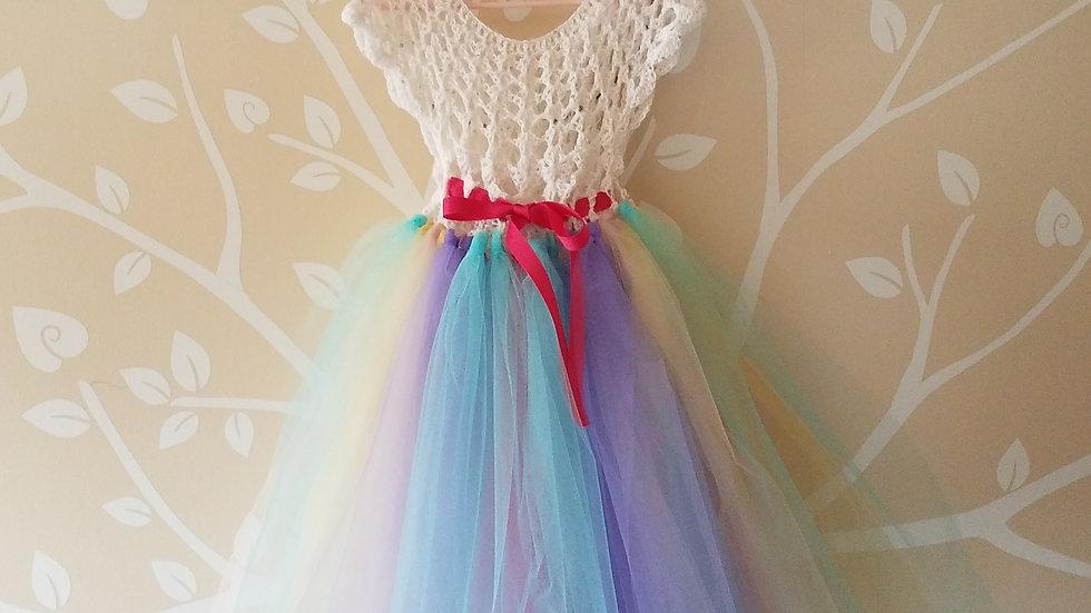 Unicorn Princess Dress