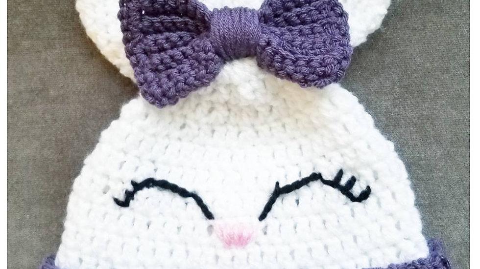 Bunny Baby Beanie