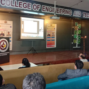 """ISTE-AICTE Refresher course on """"Embedded Systems"""""""