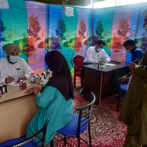 Medical Camp was organized under AYUSH Programme on 30th September 2021