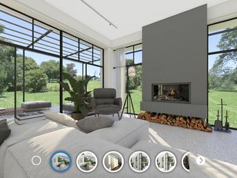 Oglądanie filmów 360° oraz VR180 w goglach Cardboard