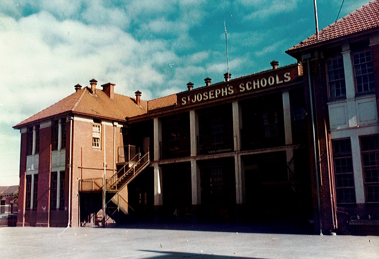 St Joseph's Primary School Northcote - Our History 2