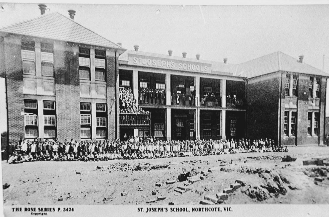 St Joseph's Primary School Northcote - 1919