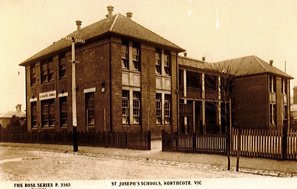 St Joseph's Primary School Northcote - Our History 3