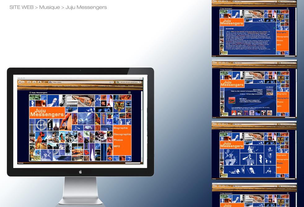 Portfolio 2019 WEB cjuju messengers web.