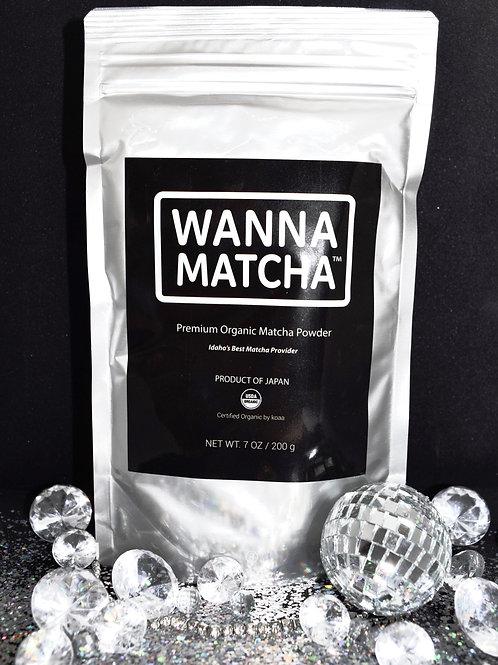 200g Premium Organic Matcha