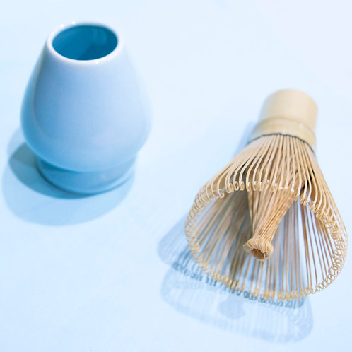 Bamboo Whisk Holder