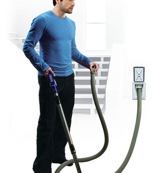 Five Benefits of a Central Vacuum System