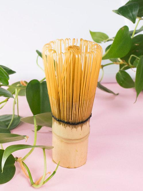 100 Prong Bamboo Matcha Whisk