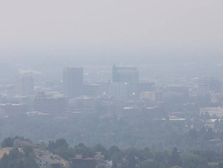Smoky outside? Advanced home air filtration can help