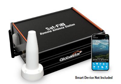 Sat-Fi2 Remote Antenna Station
