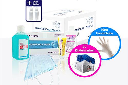 Hygieneschutzpaket Familie