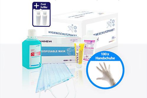 Hygieneschutzpaket Komplettset