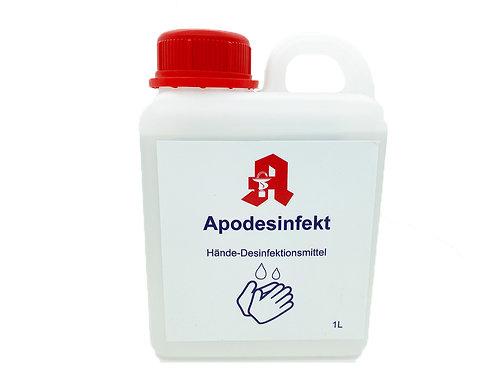 Apodesinfekt Hände-Desinfektion | 1l
