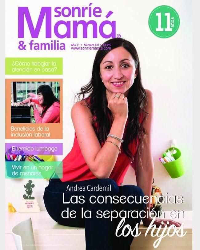 Entrevista Sonríe Mamá