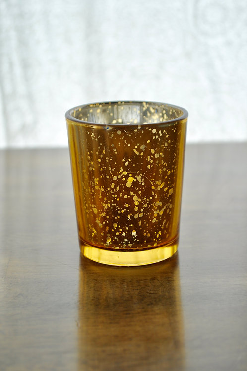 Gold Tea Light Votives