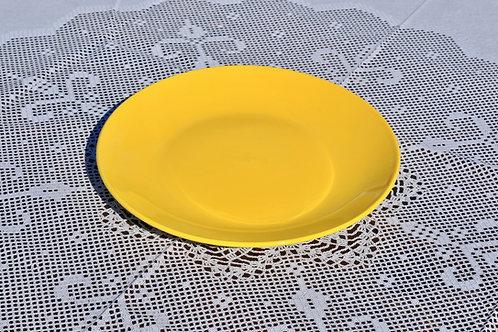 Yellow Dinner Plates