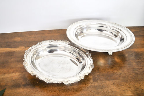 Antique Silver Dishes 2