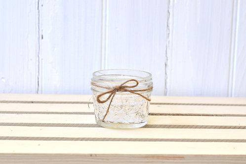 Clear Twine Tealight Jar