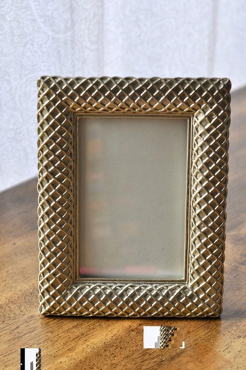 Champagne Diamond Frame