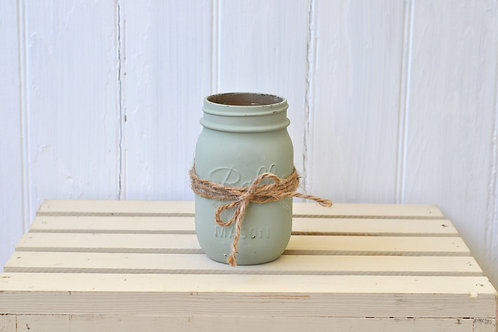 Sage and Twine Mason Jar