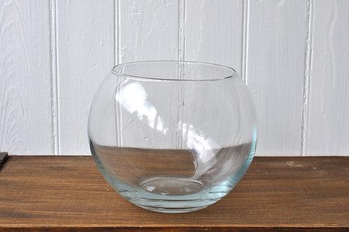 Large Glass Fish Bowl