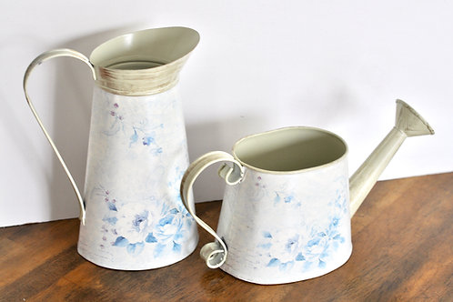 Double Sided Watering Can and Pitcher Set