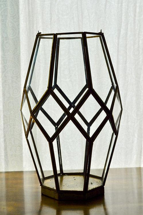 Gold Octagon Lantern